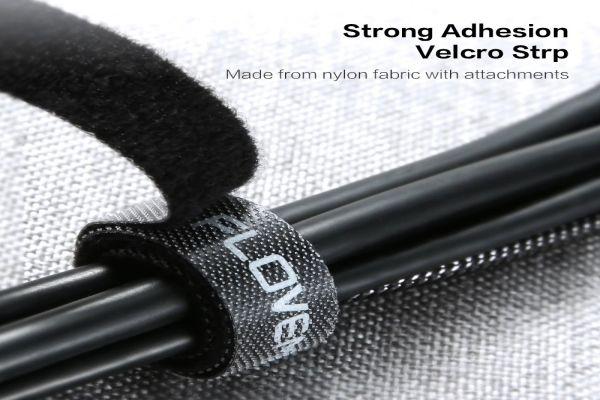 Ứng dụng của khóa dán Velcro trong các lĩnh vực phụ kiện và may mặc